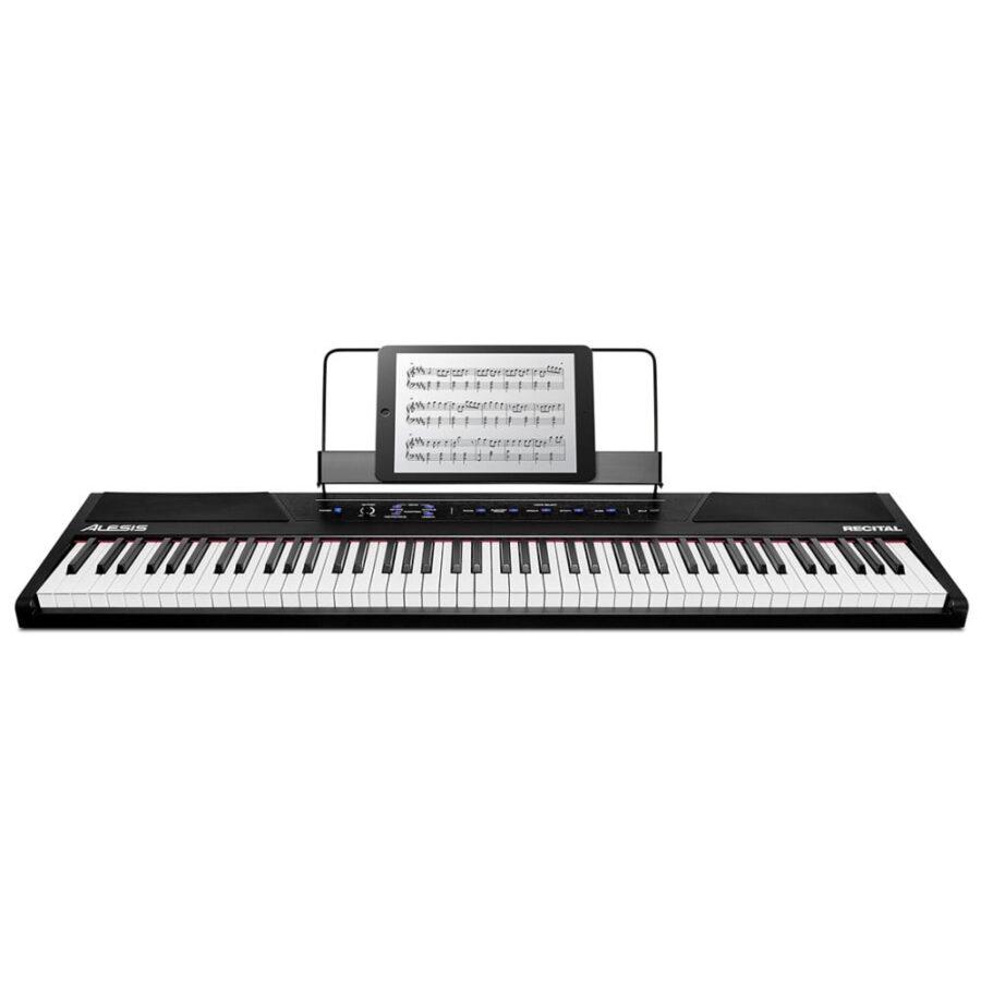 piano digital recital alesis - 2