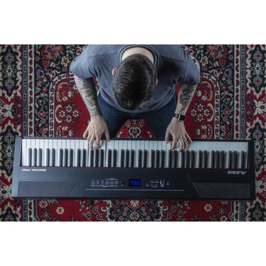 piano digital recital pro alesis - 6
