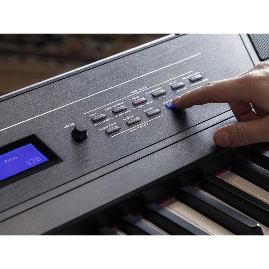 piano digital recital pro alesis - 7