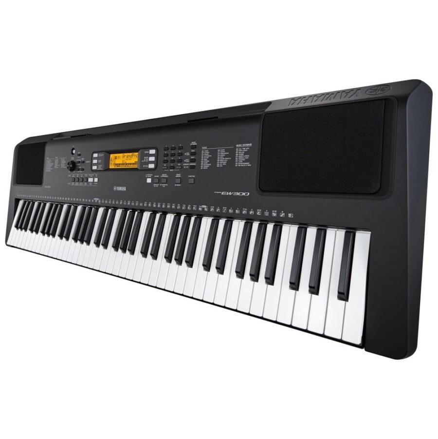 teclado yamaha psr ew300 - 2