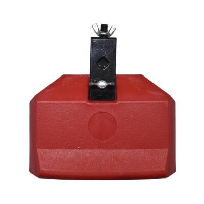 Jam Block de Percusión rojo 2