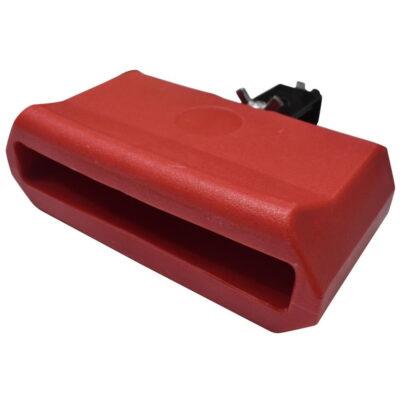 Jam Block de Percusión rojo