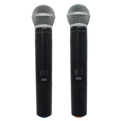 microfono inalambrico uhf gmi 6852 - 1