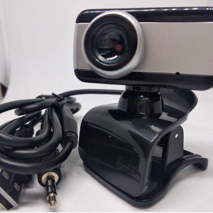 Cámara-WeB-USB-Con-Micrófono----Hight-Solution