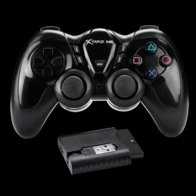 Gamepad Inalámbrico/Palanca Gamer GP-42 - Xtrike me