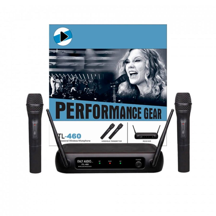 Micrófono-inalambrico-ITL460
