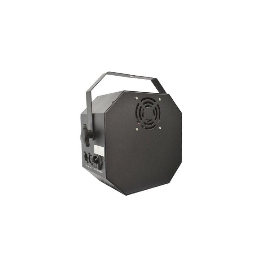LUZ LED 4 EN 1 LASER - FLASH - LED UVE - BEA