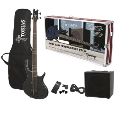 Epiphone Toby Bass Performance Pack-6