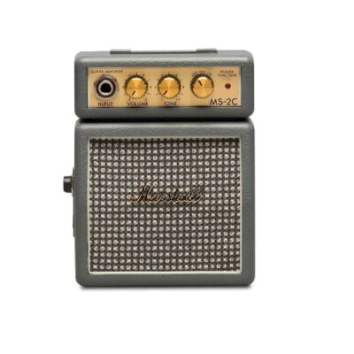 Anplificador Marshall Ms-2C Classic - Marshall-1