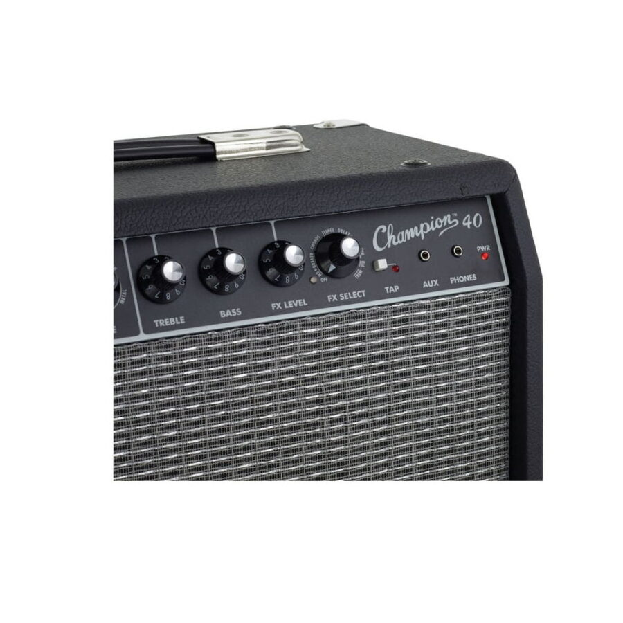 Amplificador P/ Guitarra 40W Champion 40 - Fender-1-5