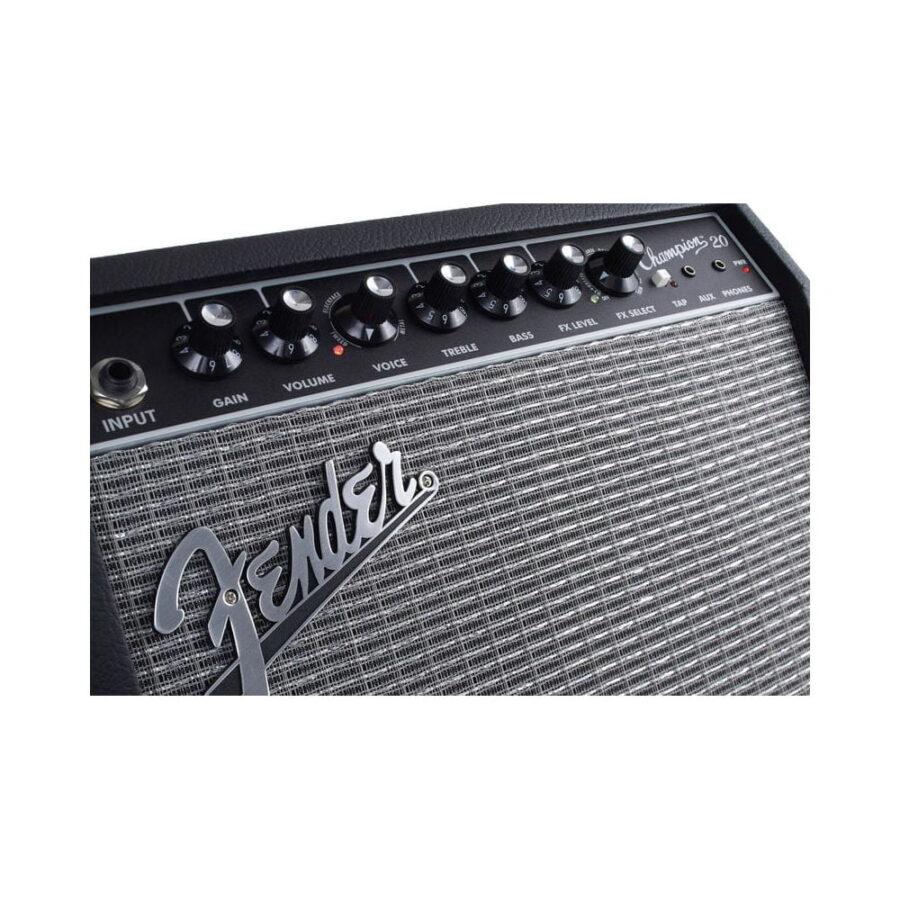 Amplificador P/ Guitarra 20W Champion 20 - Fender-2