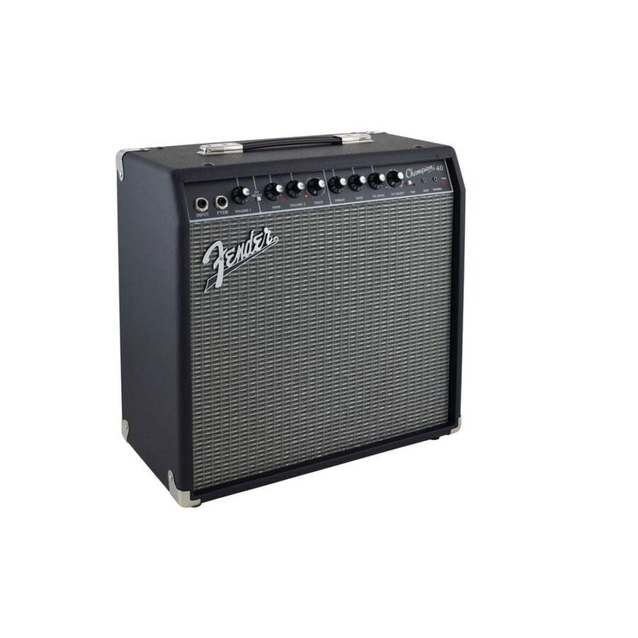 Amplificador P/ Guitarra 40W Champion 40 - Fender-1-4