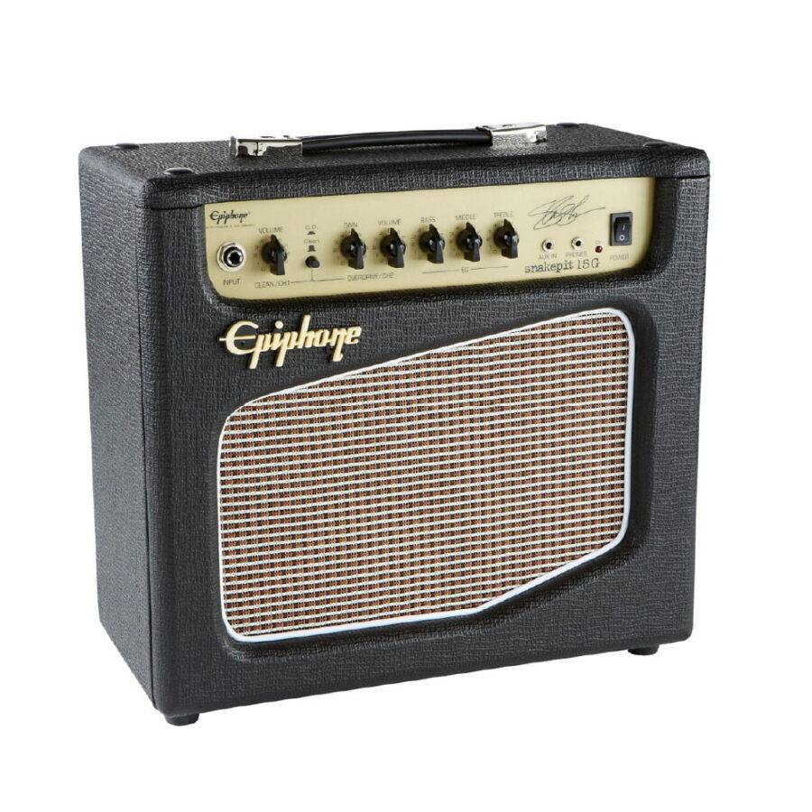 Kit Combo Slash Guitarra Eléctrica Les Paul- Epiphone-5