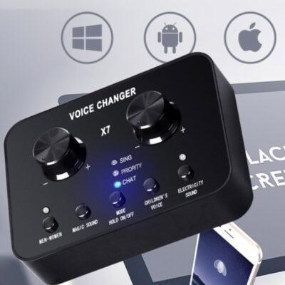 Tarjeta-Interfaz-De-Audio-Usb-X7-Pc-Headset-Microfono-2