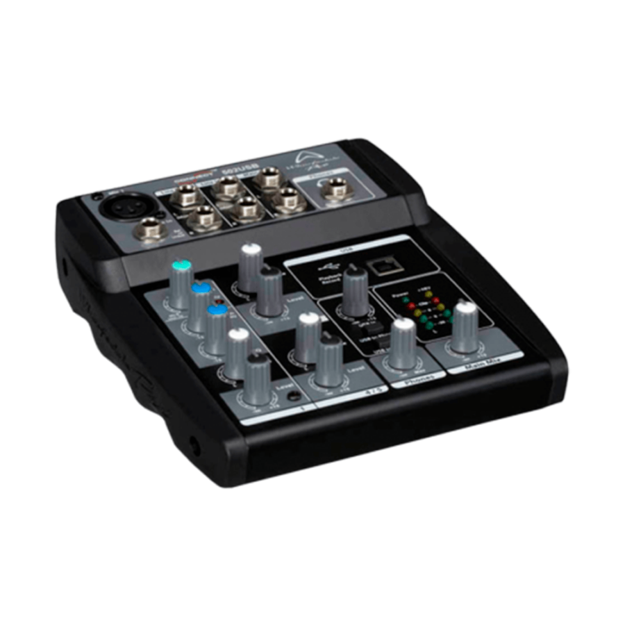 WHARFEDALE CONNECT 502USB-2
