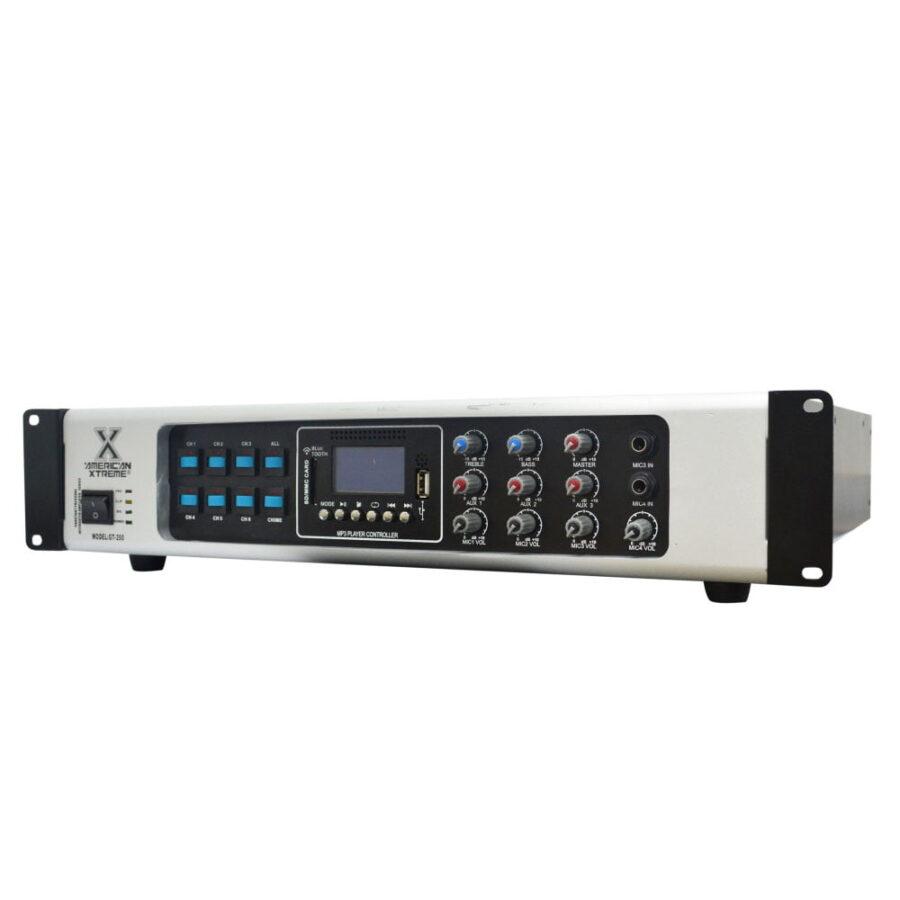 Amplificador Perifoneo - American Xtreme GT-200 - 1