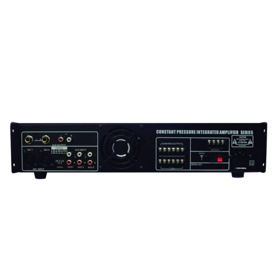 Amplificador Perifoneo - American Xtreme GT-200 - 2