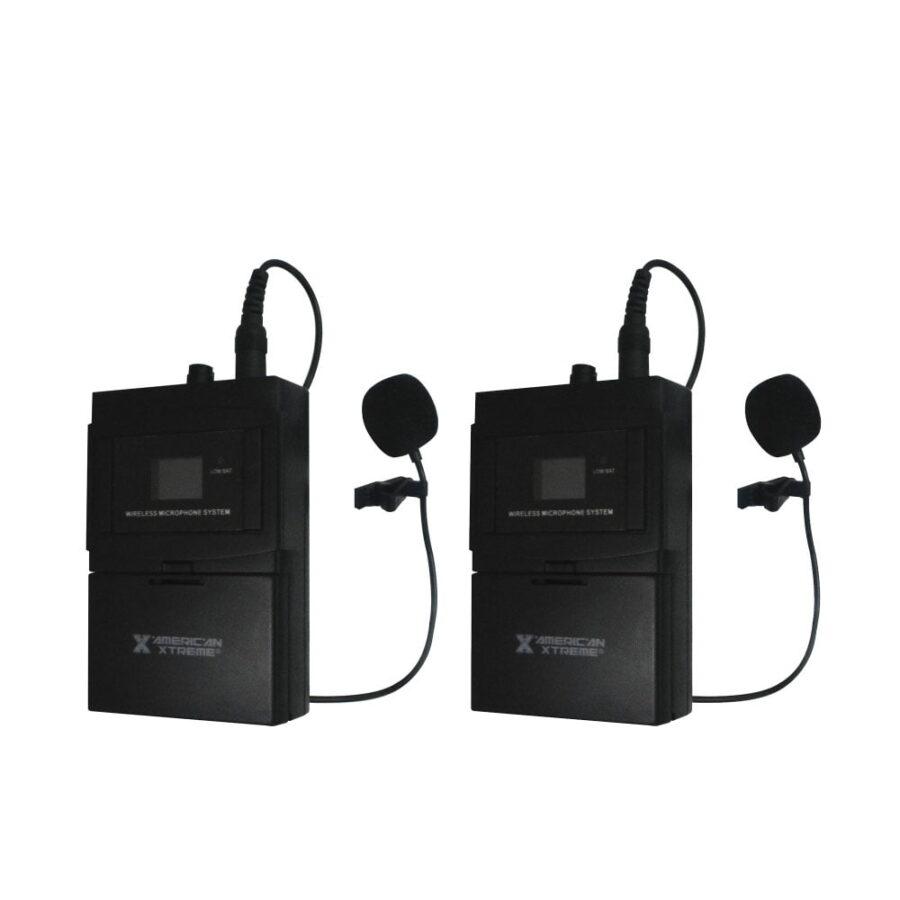 Microfono-Inalambrico-de-Corbata---American-Xtreme-TWM-925L-5