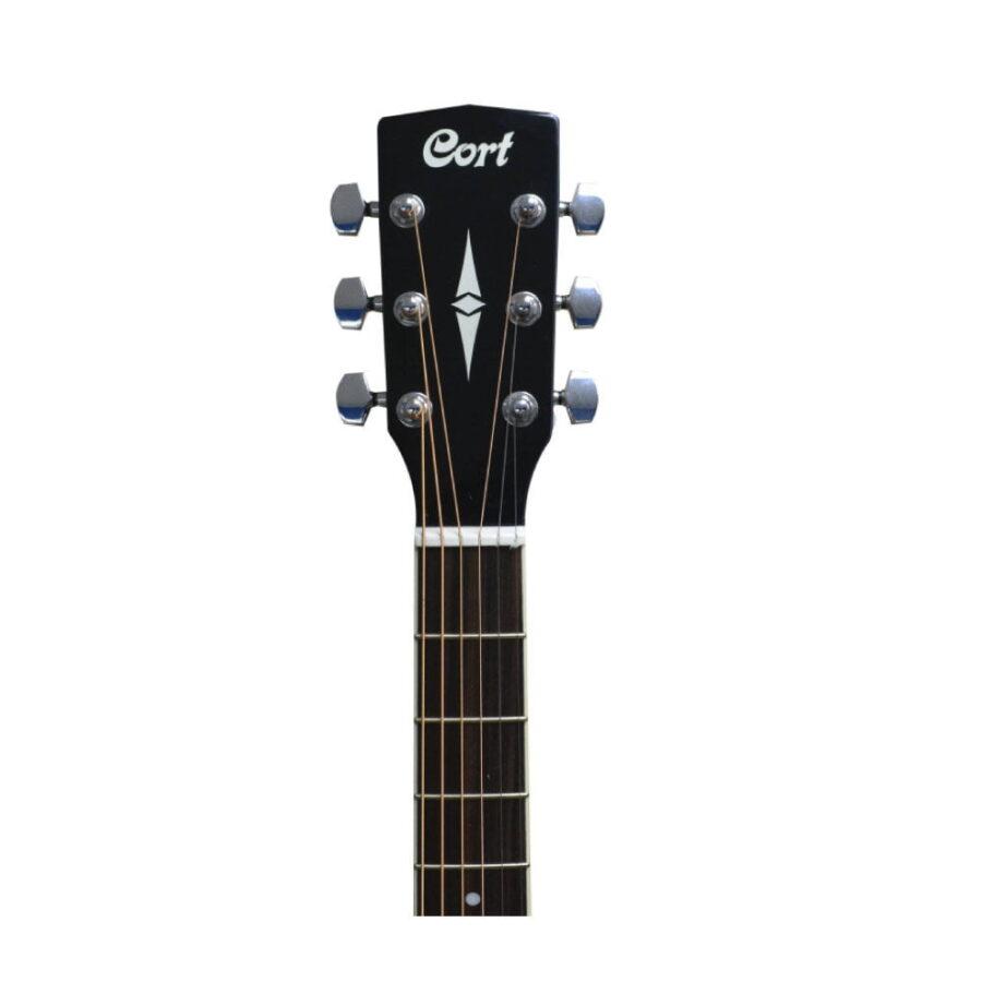 Guitarra Electroacustica - Cort SFX-AB-NAT - 4