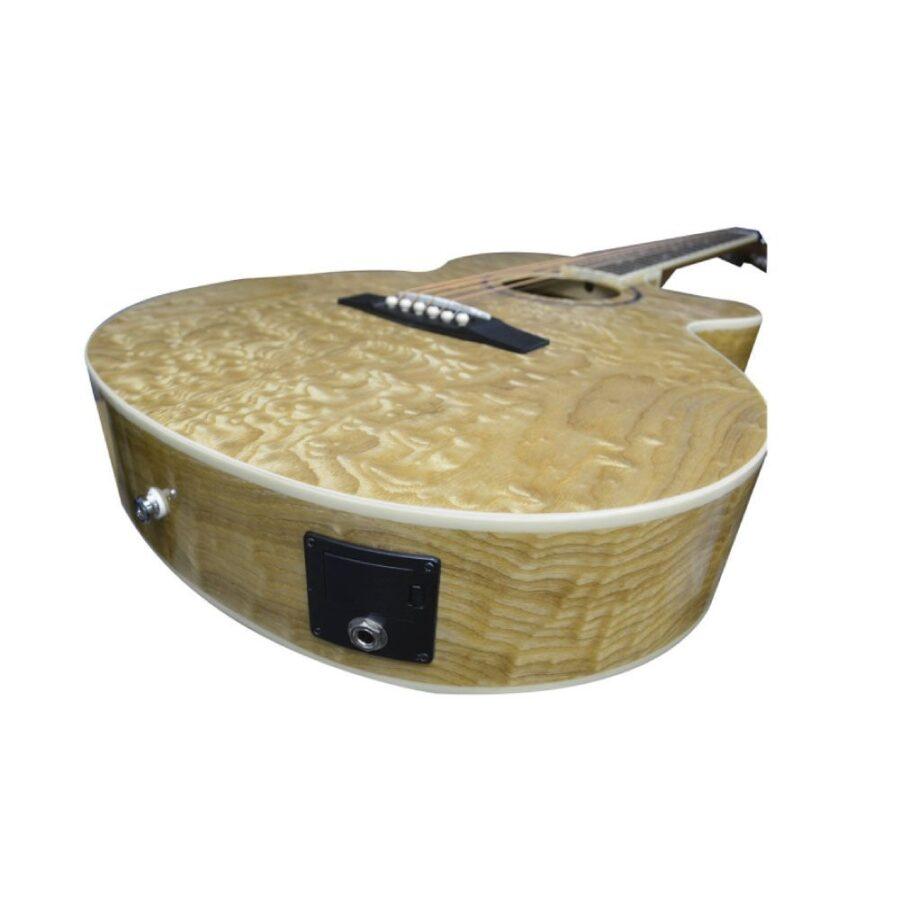 Guitarra Electroacustica - Cort SFX-AB-NAT - 1