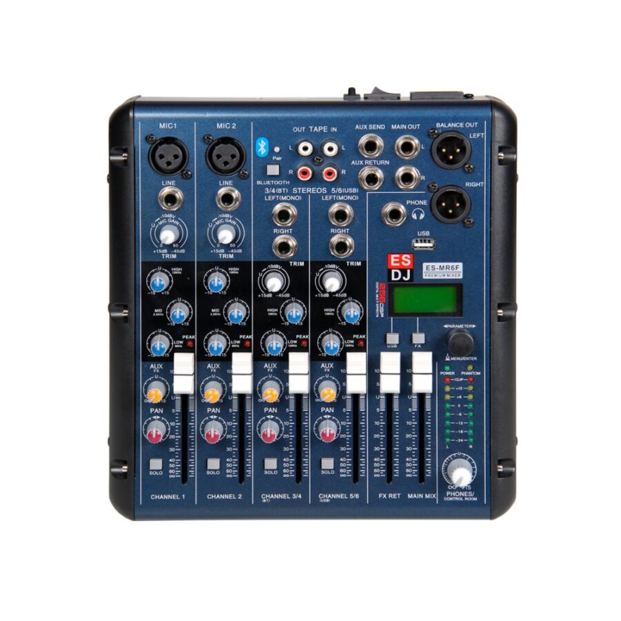 CONSOLA ENGLAND SOUNDES-MR6F