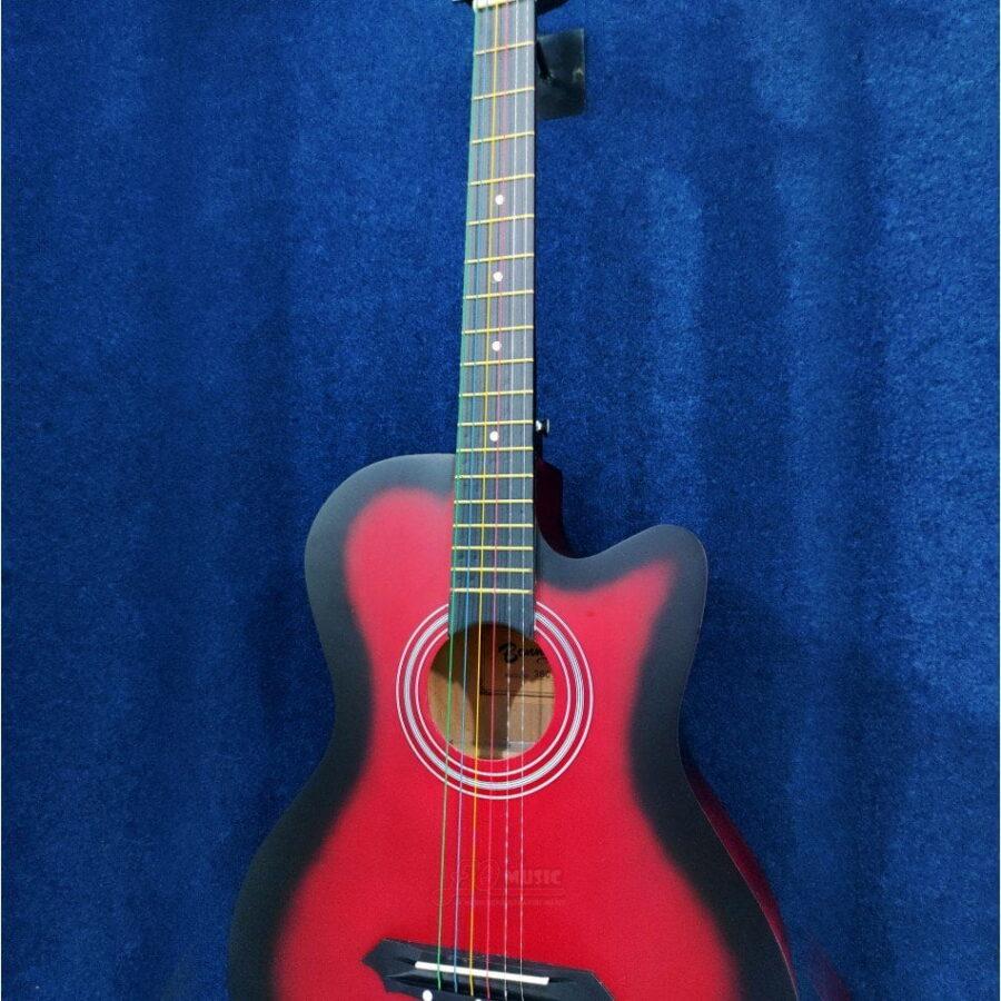 Guitarra Acustica 39 Pulgadas SBT - 3