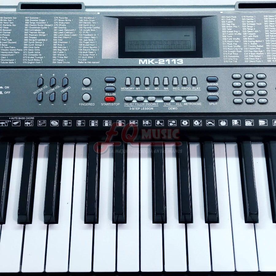 Teclado Electronico GT Mk-2113 - 4