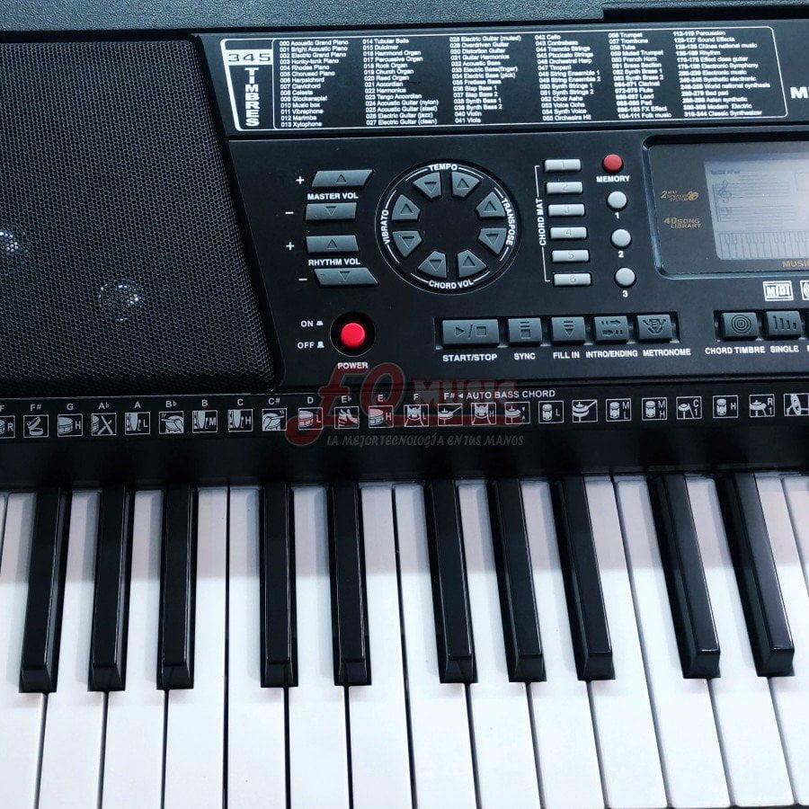 Teclado Electronico GT Mk-939 - 3