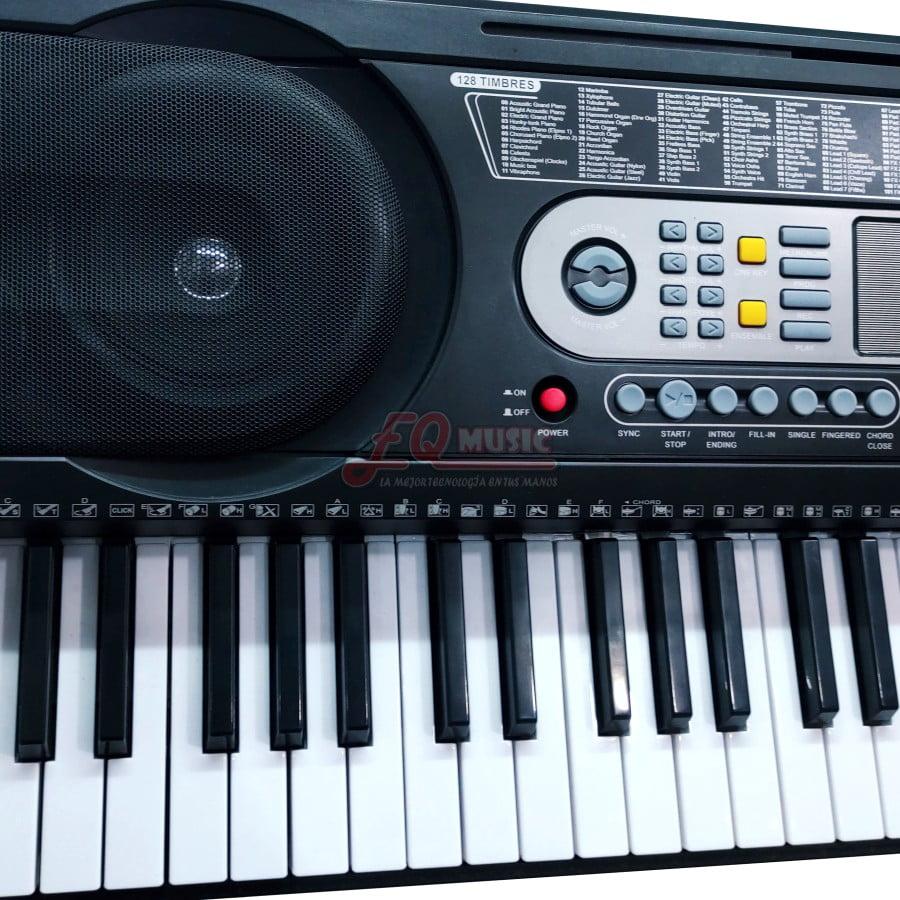Teclado Electronico Sensible GT Mk-902 - 3