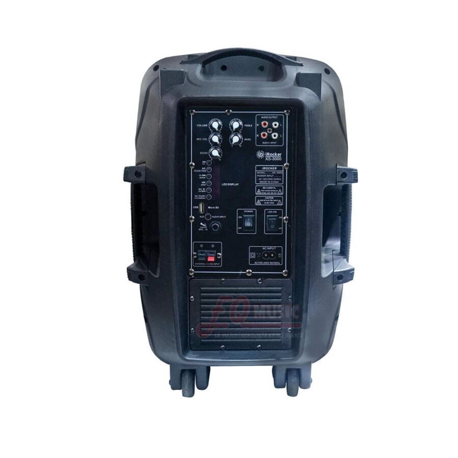 Caja Recargable IRocker - XS-3000 - 2