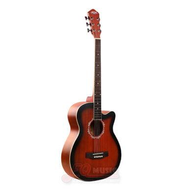 Guitarra-Electroacustica-England-Legends---Sumburts-Roja